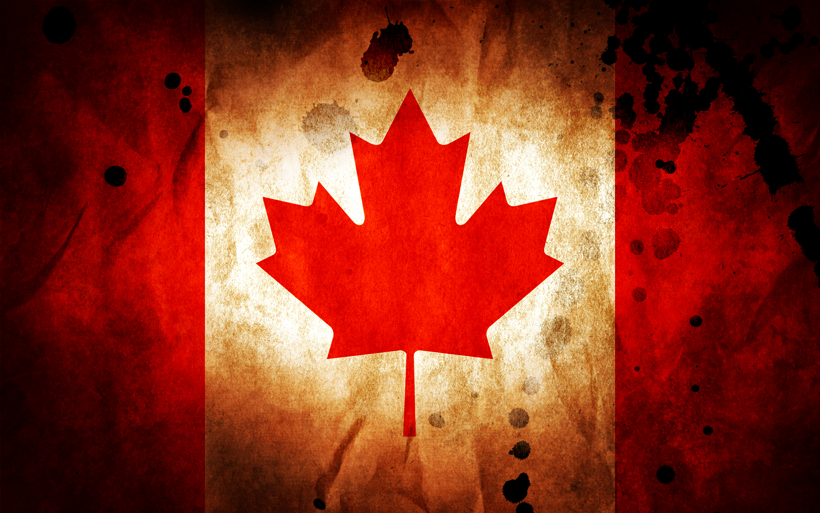 1050 Wallpapers Wallpaper 15098 flags flag of canadajpg 1680x1050 1680x1050