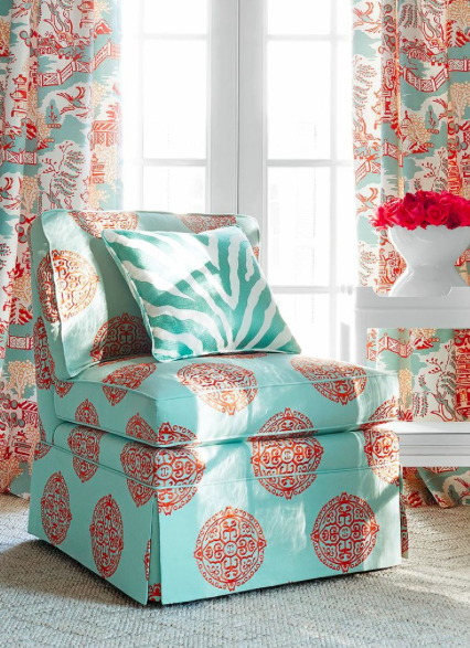 New from Thibaut Enchantment Wallpaper Collection The Color House 426x587