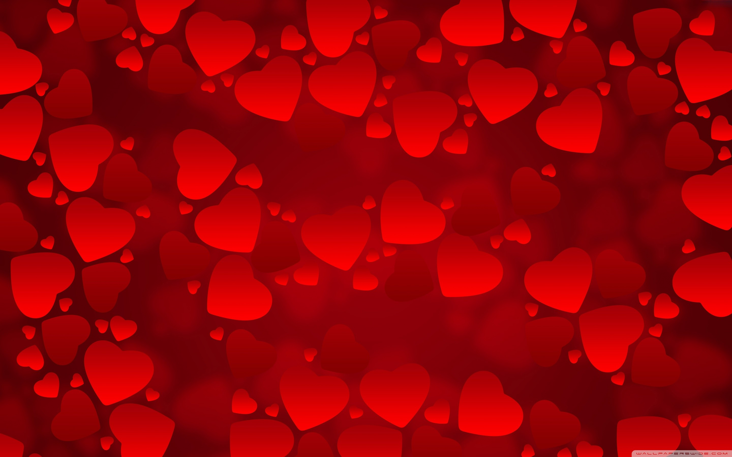 63 Red Heart Wallpapers on WallpaperPlay 2880x1800