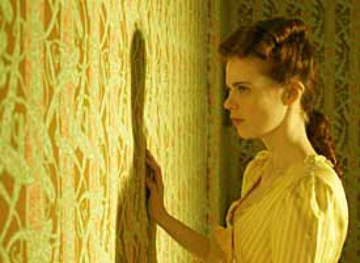who is the narrator of the yellow wallpaper