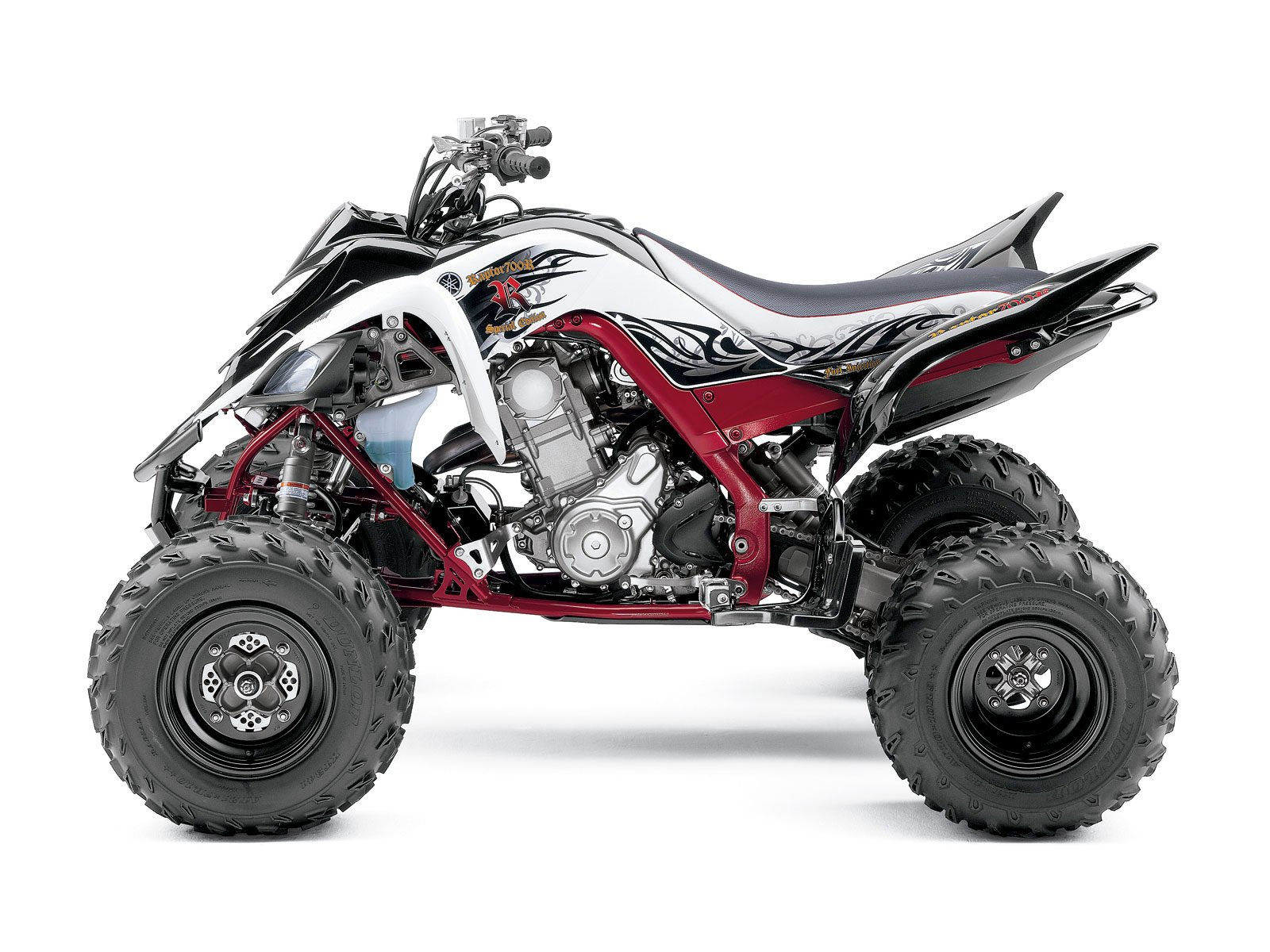 2010 YAMAHA Raptor 700R SE ATV wallpapers 1600x1200