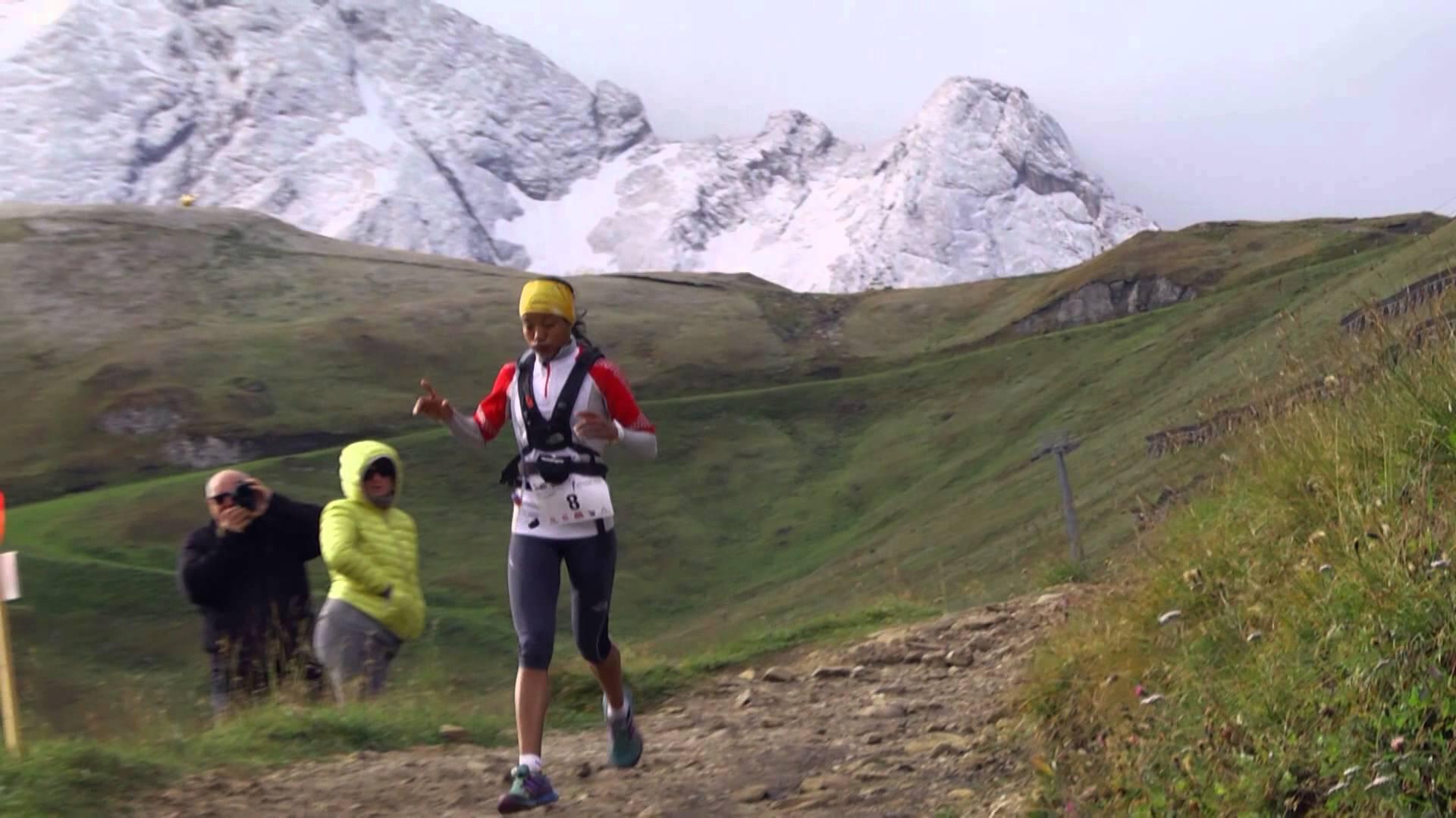 Trail Running Wallpaper Sellaronda Trail Running 2014 1920x1080