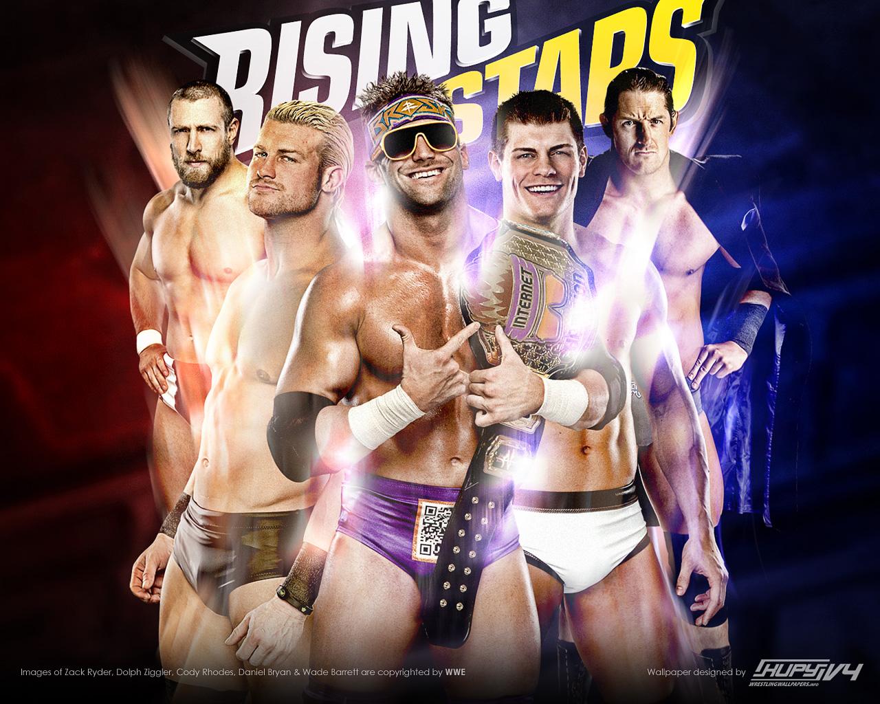 wwe rising stars wallpaper kupy wrestling wallpapersdotinfojpg 1280x1024