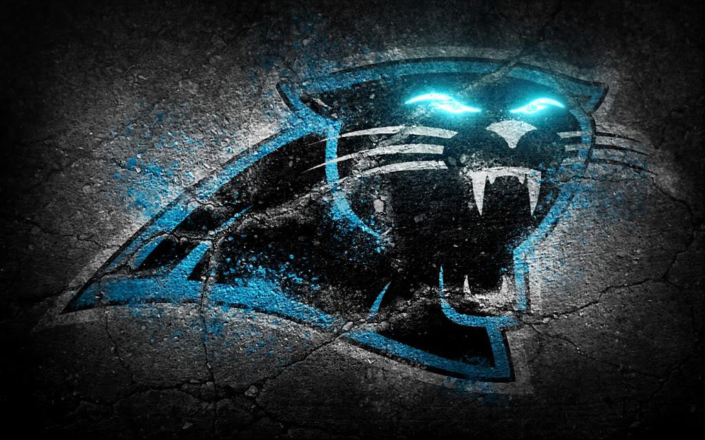 Carolina Panthers Hd Wallpaper Downloads Wallpapersafari