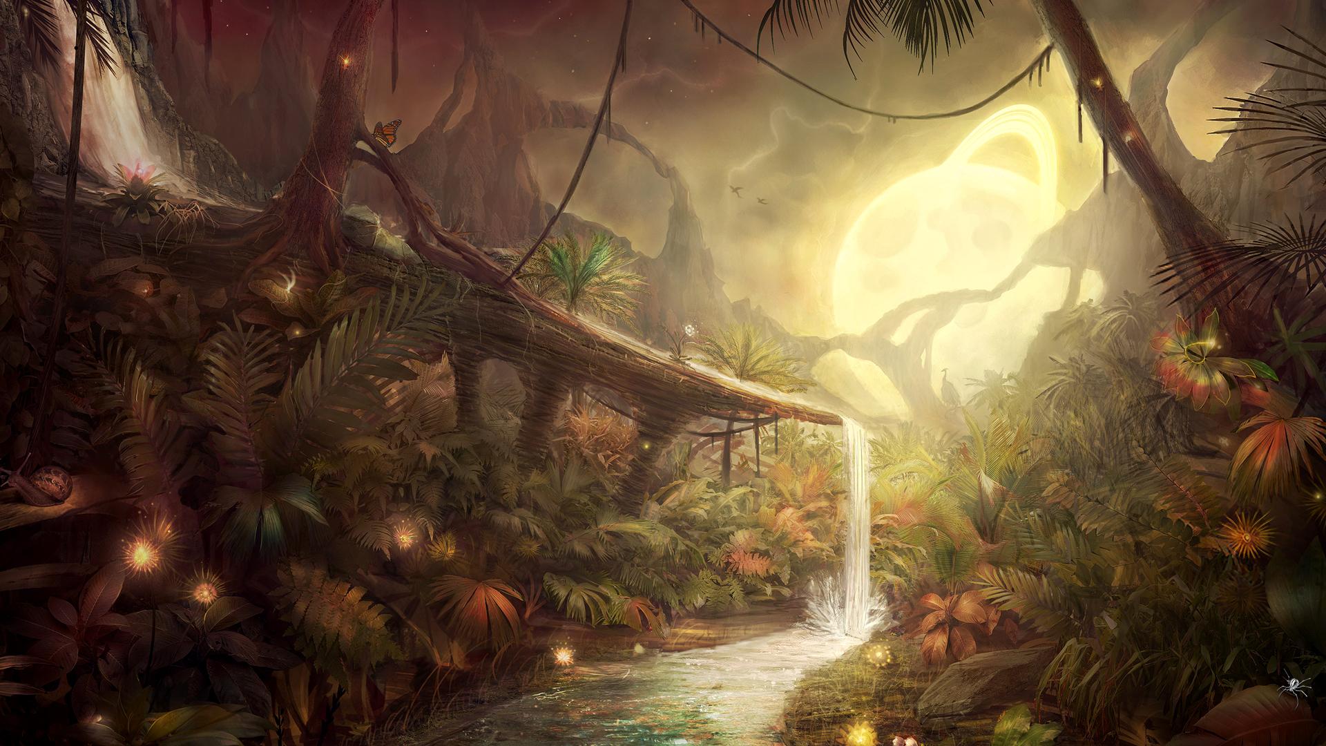 Homepage Fantasy Fantasy wallpaper 1920x1080 13 1920x1080