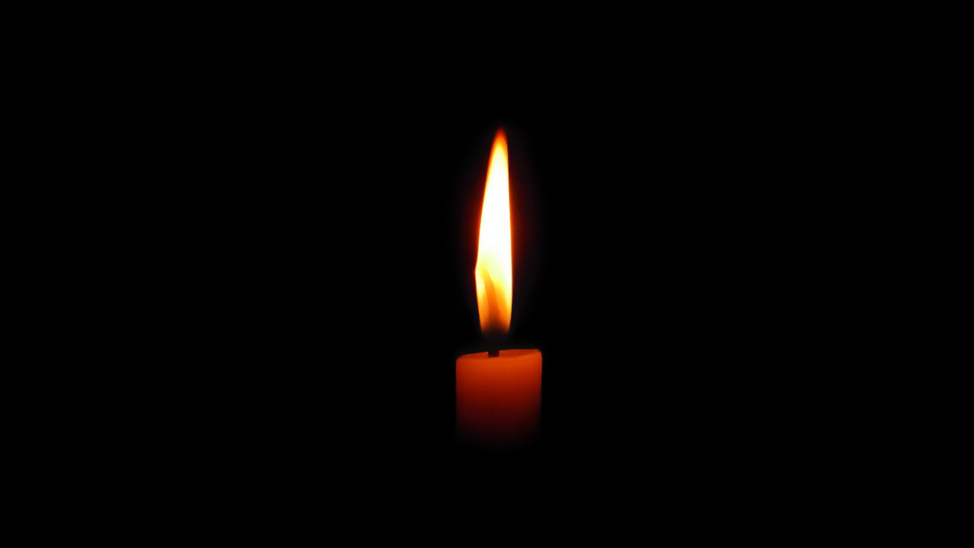 Candle wallpaper 11797 1920x1080