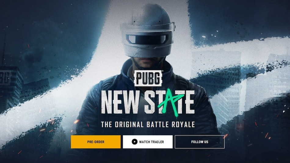 PUBG New State Announced With Android iOS Pre Registration 950x534