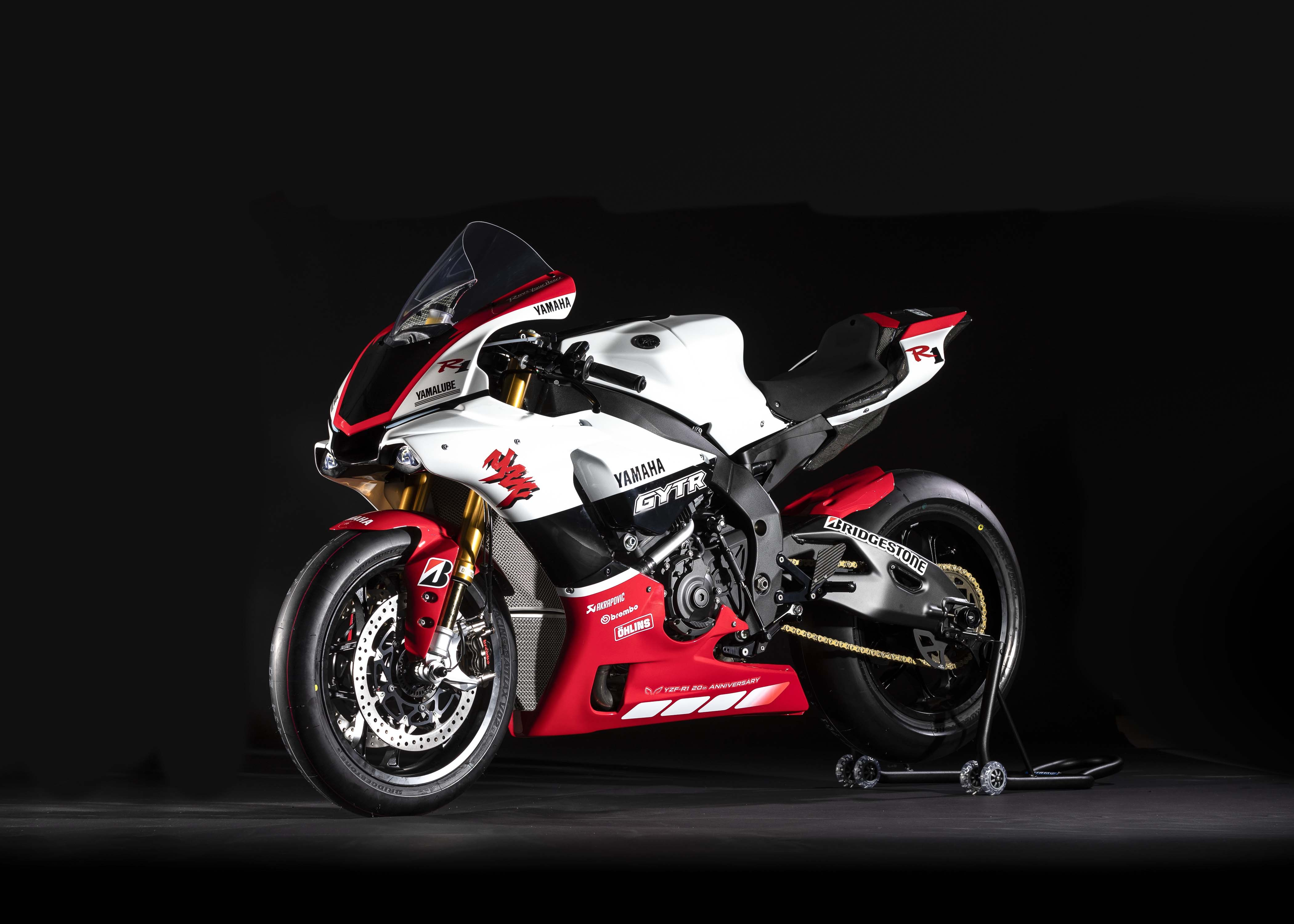 2019 Yamaha YZF R1 GYTR 20th Anniversary Unveiled All 20 Reserved 4200x3000