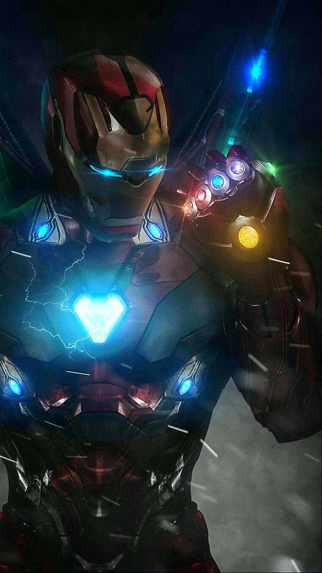 The Iron Man ENDGAME Fate Concludes After A 10 Year Journey 1080x1920