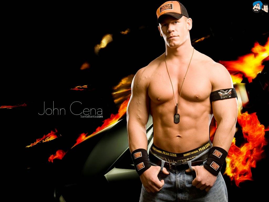 John Cena WWE Fresh HD Wallpapers   Wrestling Wallpapers 1024x768