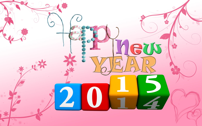 Happy new year wallpaper 2015 WALLPAPER 2880x1800