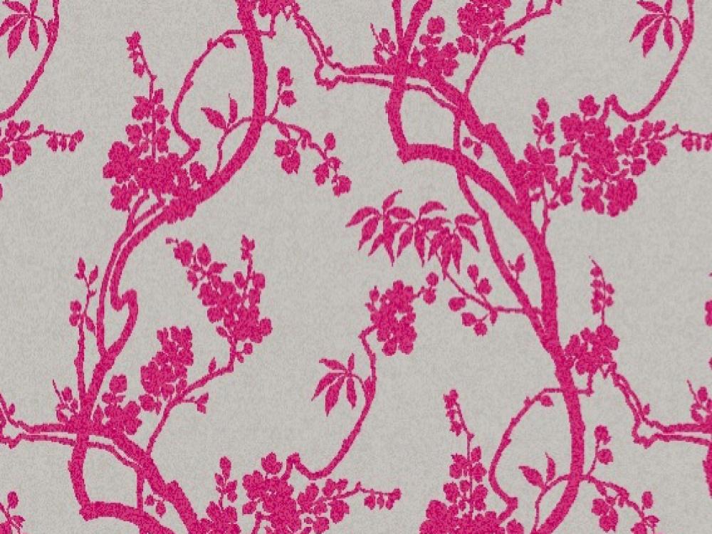 sundown floral pink wallpaper is stylish elegant wallpaper that 1000x750