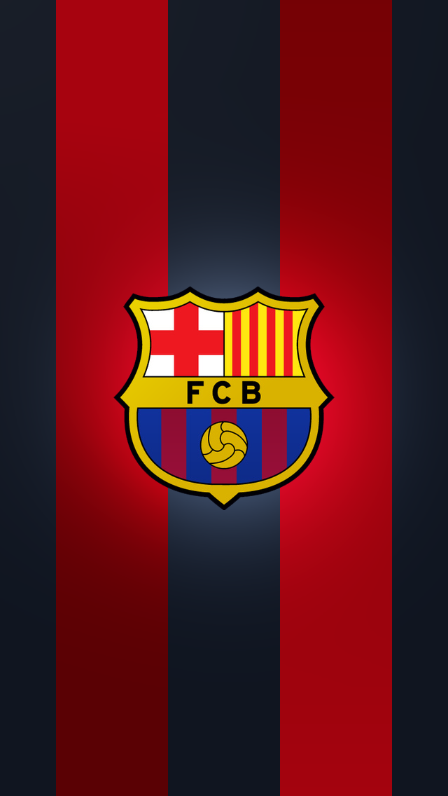 FC Barcelona wallpaper   Iphone 5 by ZoOorO on deviantART iPhone5 640x1136