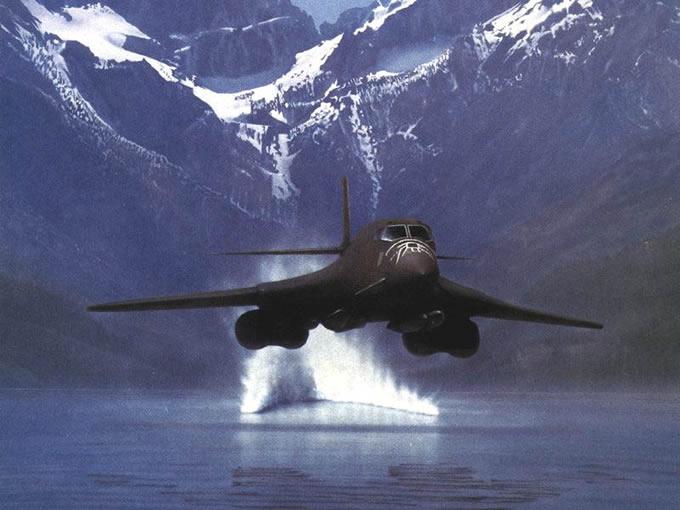 Global Defence Systems B 1 Lancer 680x510