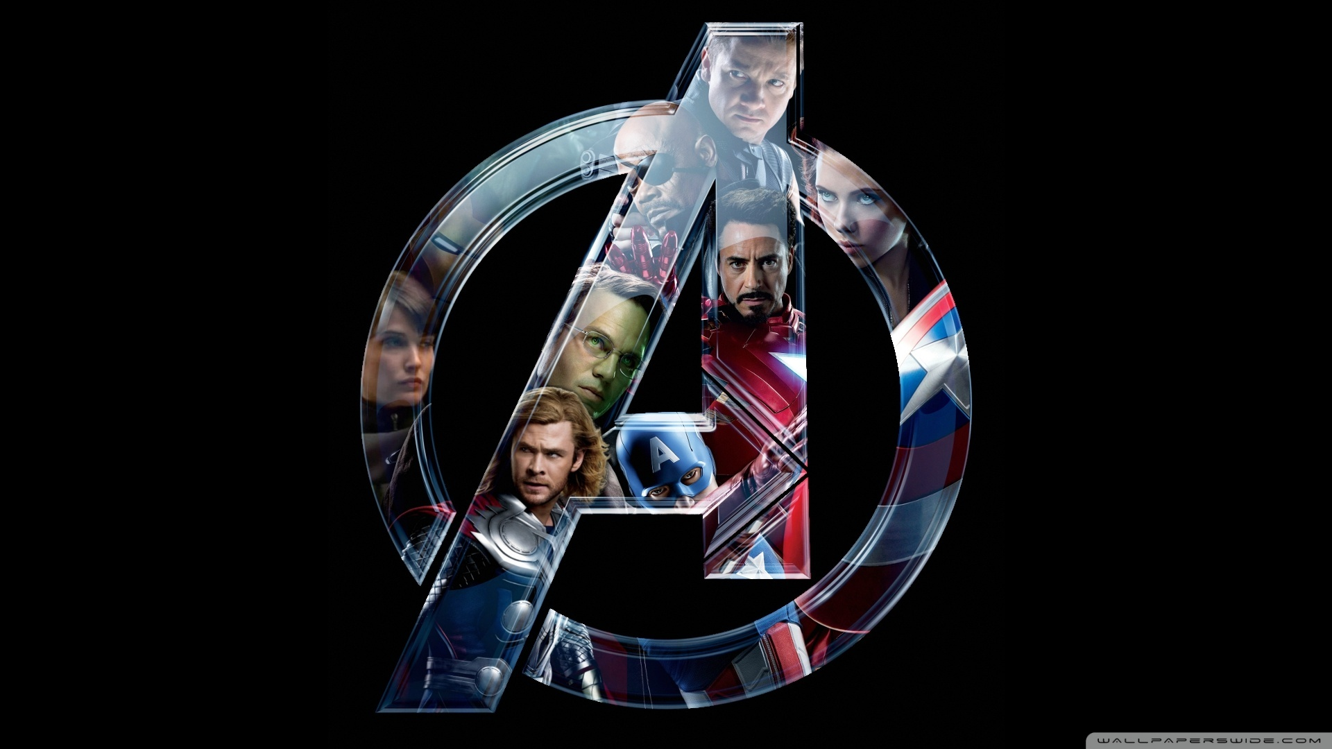 Marvel Avengers Wallpaper The Avengers Wallpapers HD 1920x1080