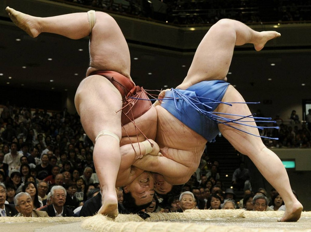 Sumo Wrestler Wallpapers High Quality Download 1024x764