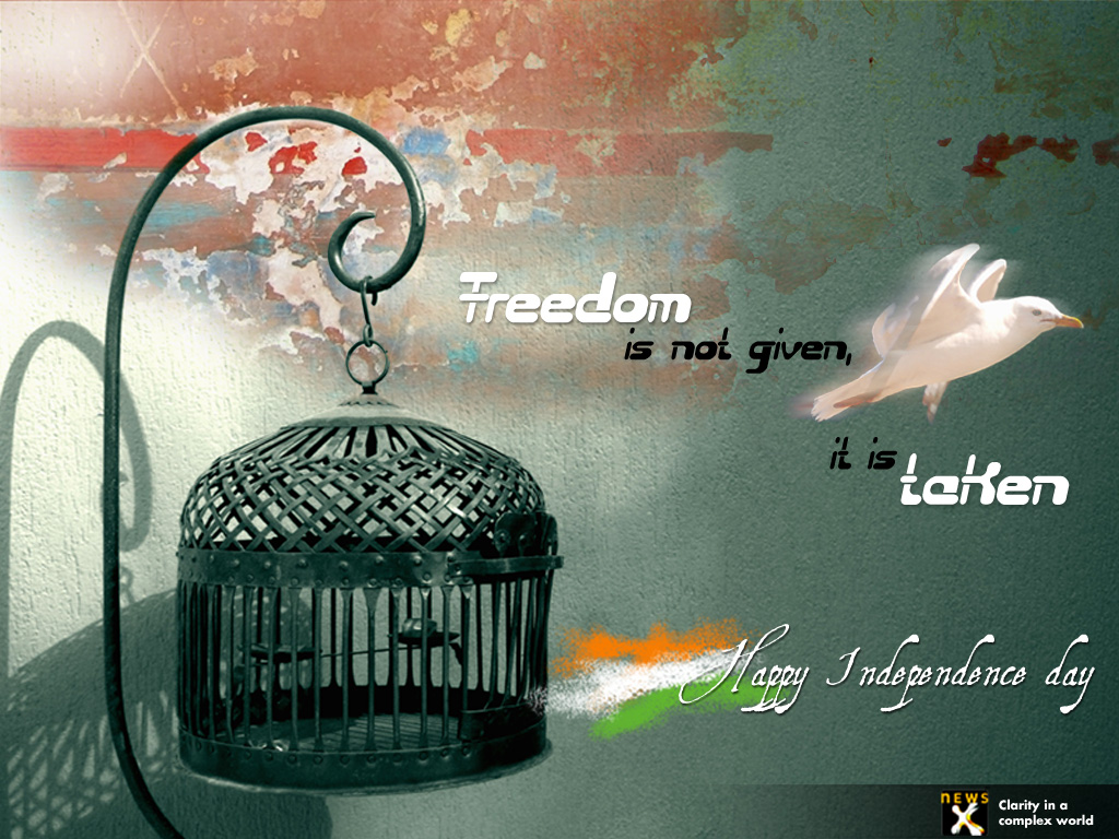Independence Day India Wallpapers 1024x768
