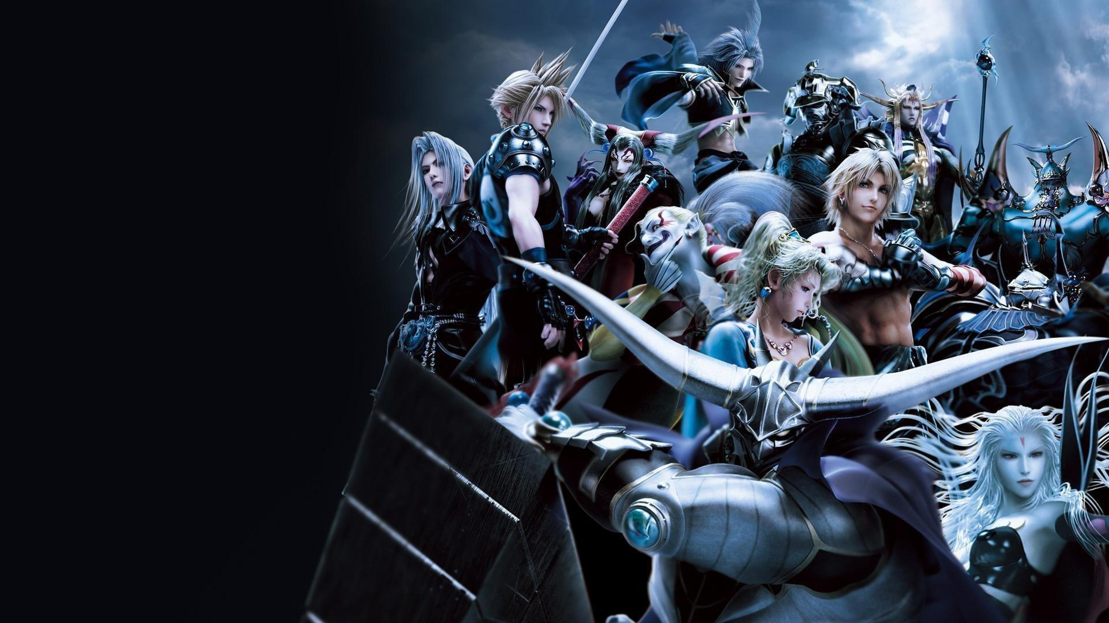 Final fantasy HD Wallpapers Desktop Backgrounds Mobile 3840x2160