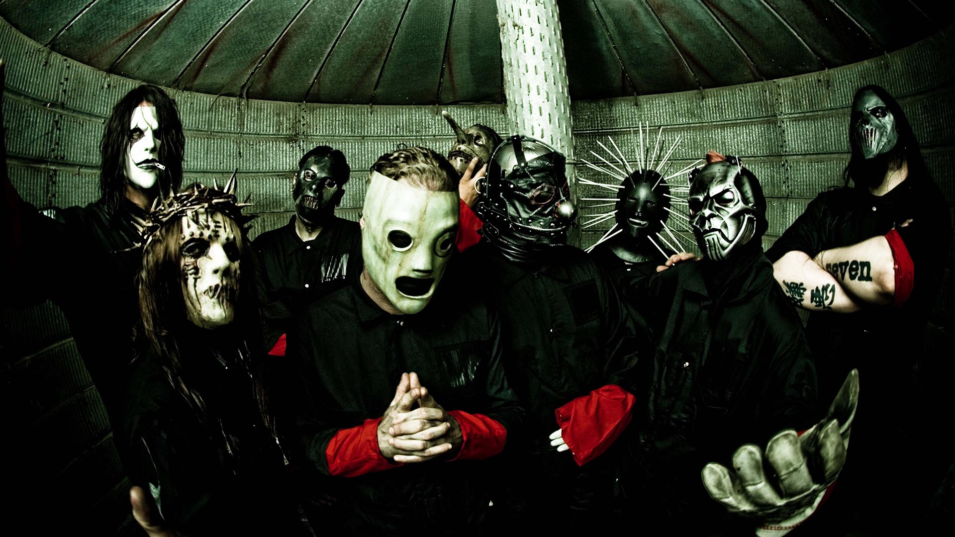 Slipknot Logo Wallpapers 2015 1920x1080