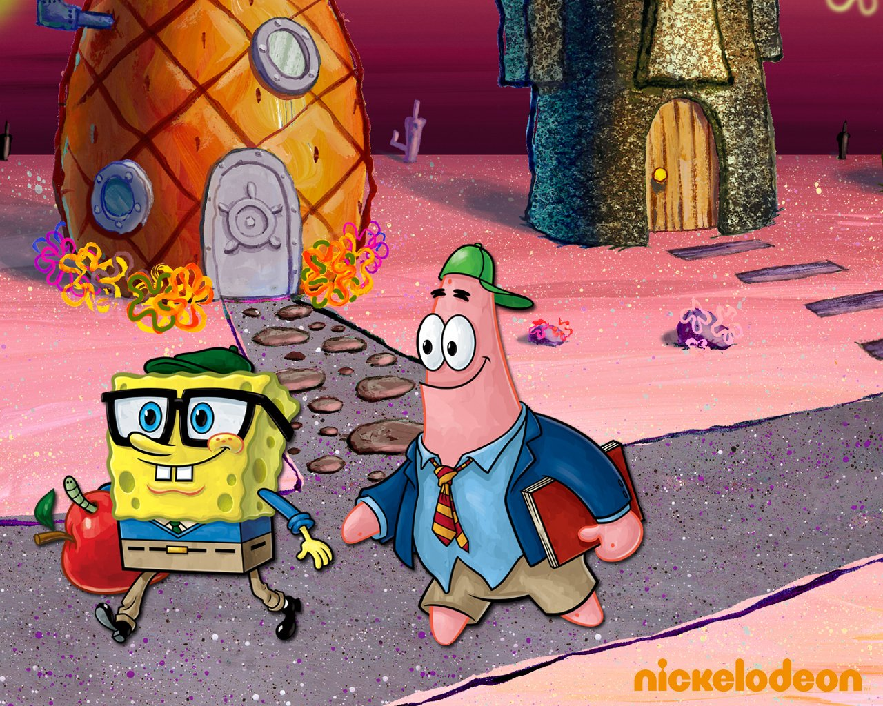 Plankton Spongebob Wallpaper