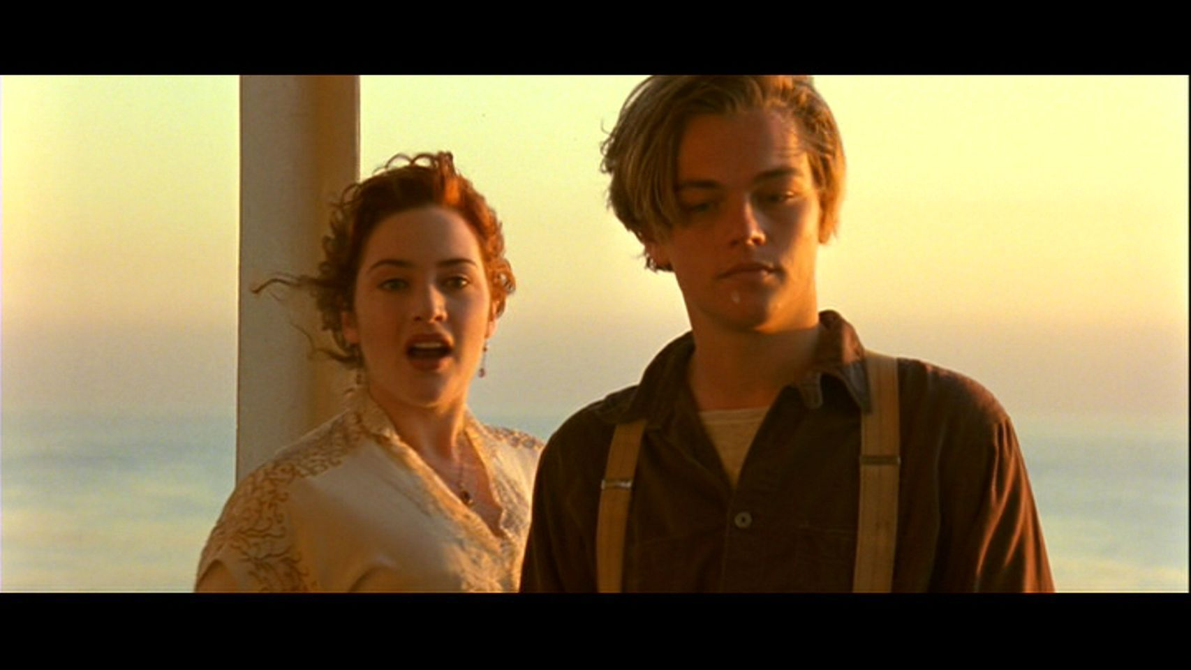 the budding relationship between jack and rose in movie titanic Learn more about the titanic movie, jack and rose dawson, the making of the titanic earned its place as the most nominated movie in film history in total, the film was the main (fictional) story is of course the love story between jack and rose, two passengers from entirely different social classes.