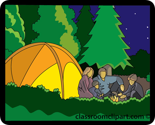 Free Download Camping Family Camping 01a Classroom Clipart 500x404 For Your Desktop Mobile Tablet Explore 45 Funny Camping Wallpaper Funny Camping Wallpaper Christmas Camping Wallpapers Camping Wallpaper
