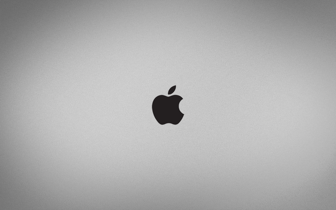 MacBook Pro 13 Aluminium Wallpaper by jimhatley 1280x800