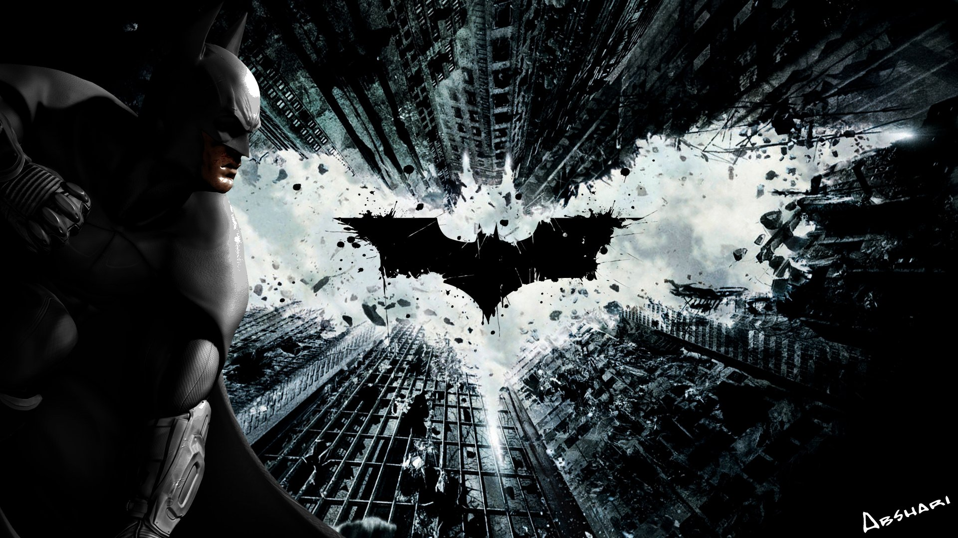 dark knight rises wallpaper 1920x1080 wallpapersafari