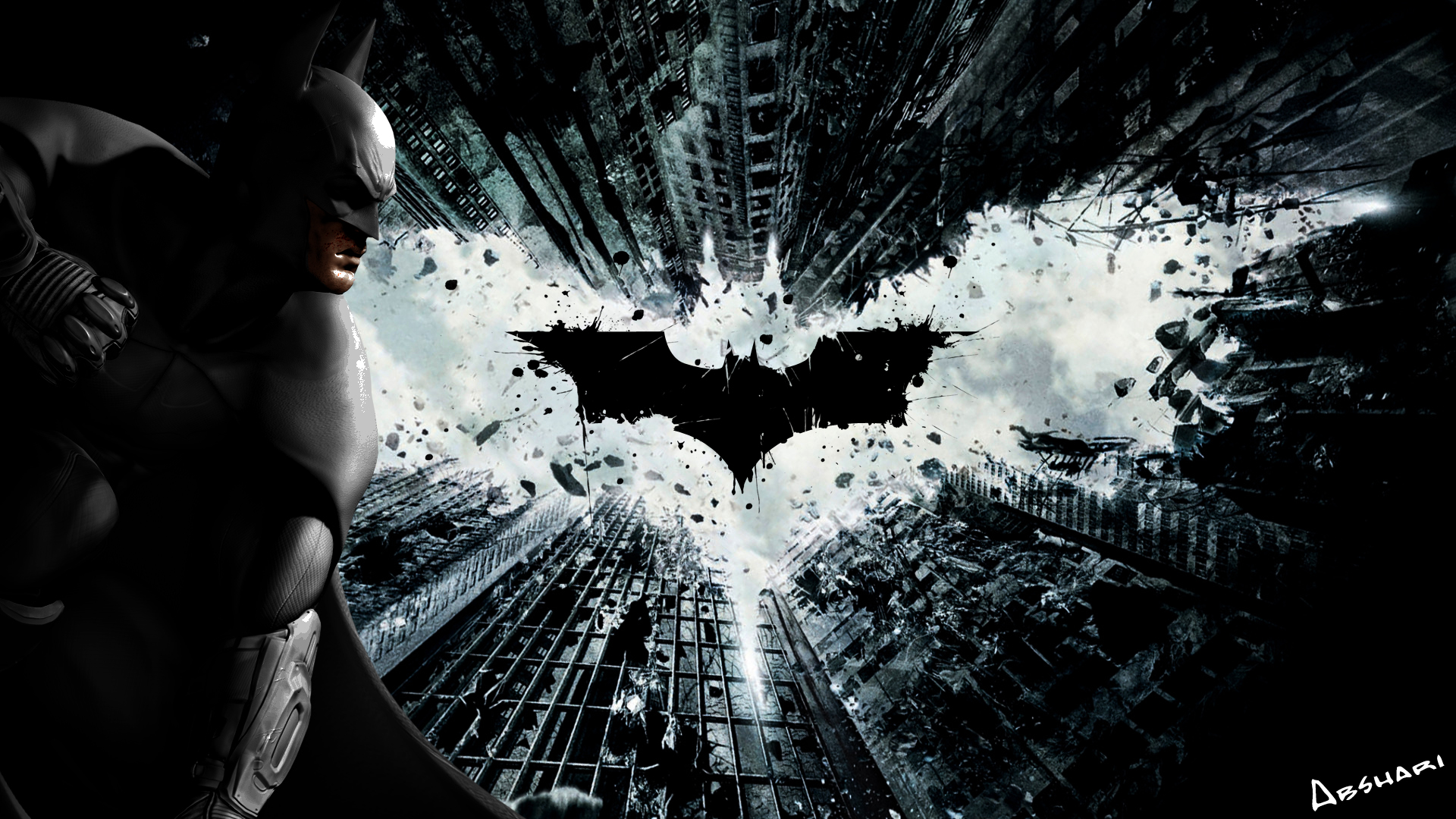 49 Dark Knight Rises Wallpaper 1920x1080 On Wallpapersafari