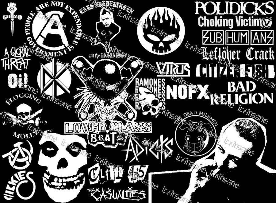 Punk Rock Wallpapers - WallpaperSafari