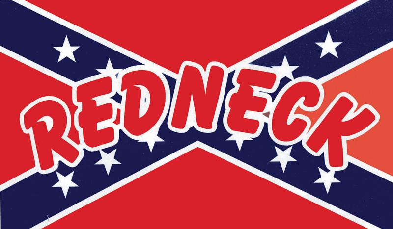 Redneck Rebel Flag 3x5 Confederate Banner 800x467