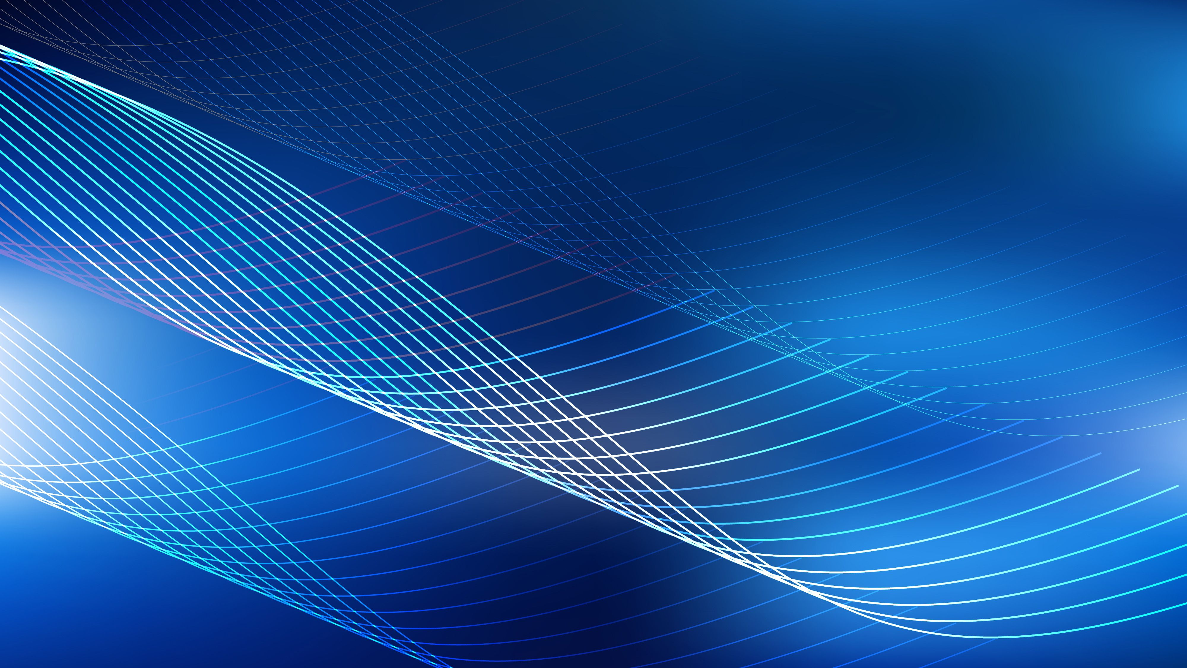 Blue Electric Line   Background Image design 4000x2250