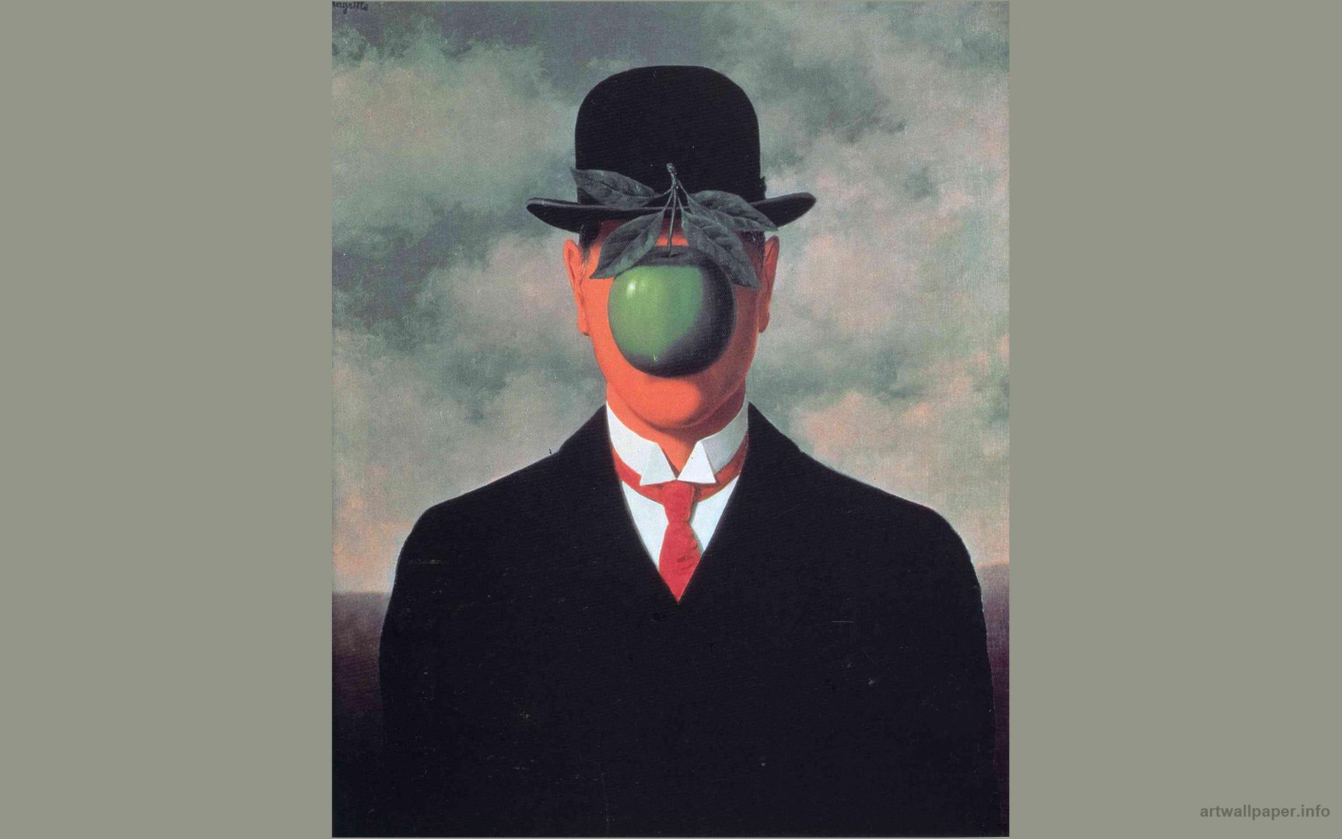 Rene Magritte Wallpaper 03 1920x1200