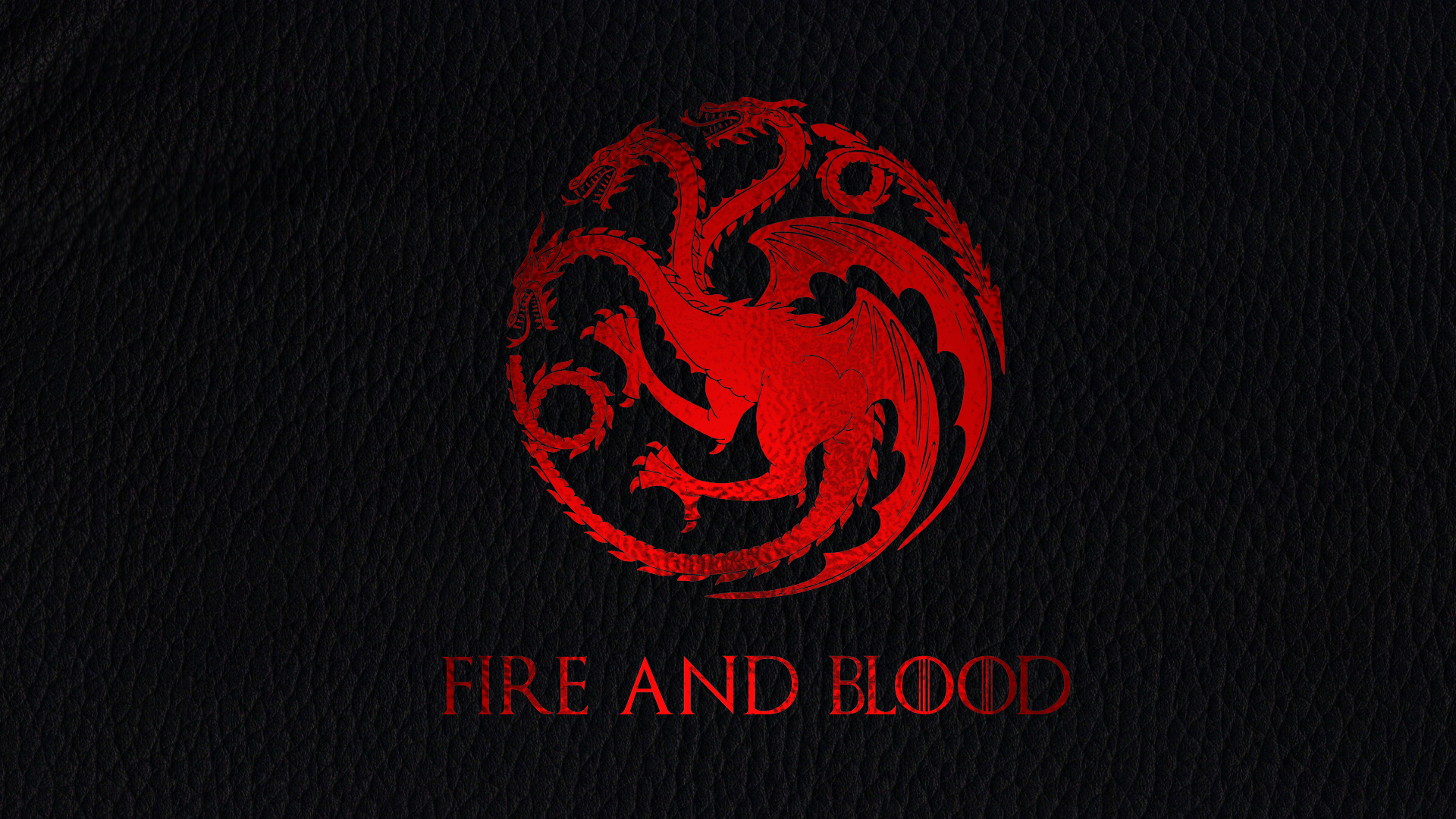 Free Download No Spoilers I Made A Leatherred Gold Leaf Targaryen