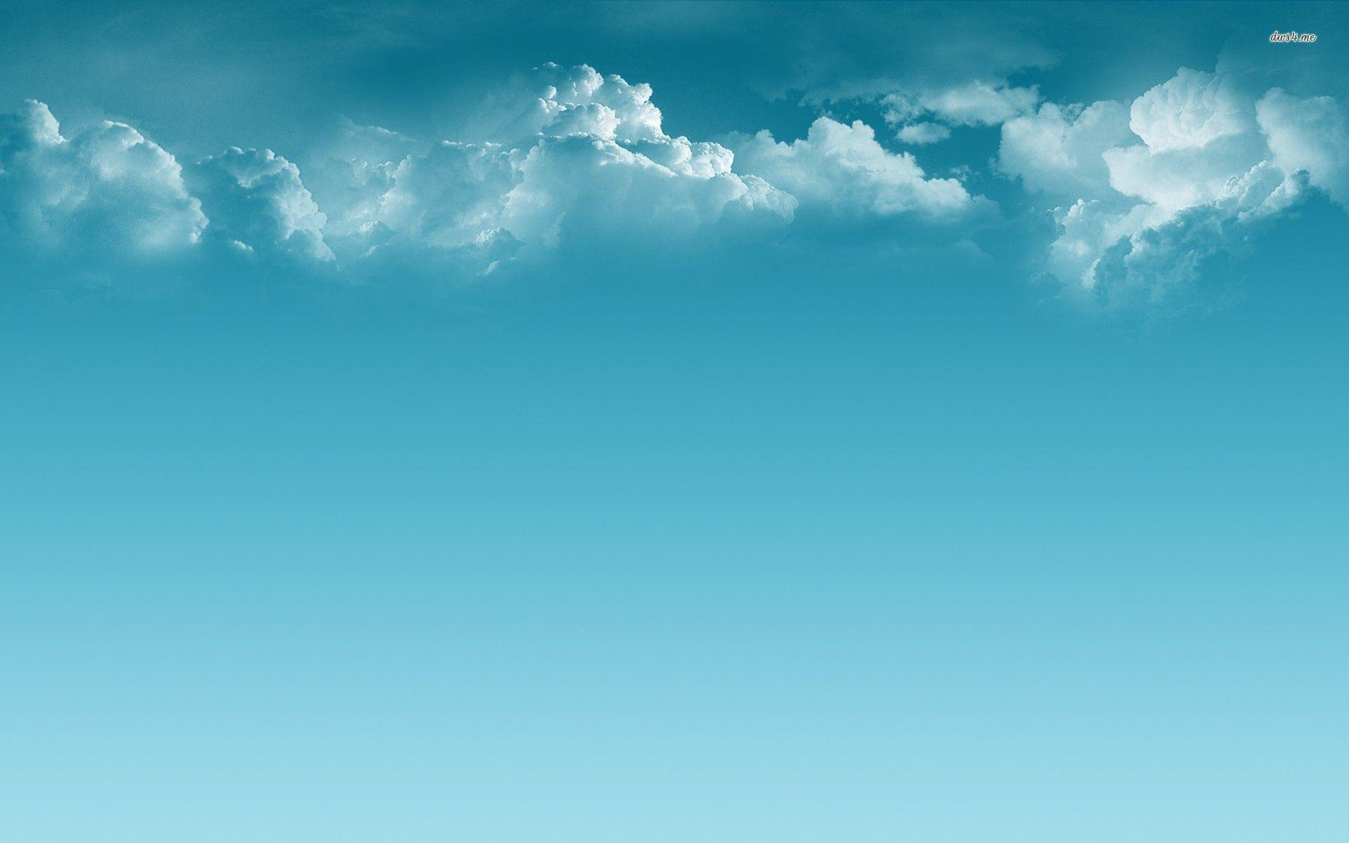 Blue Sky Wallpapers 1920x1200