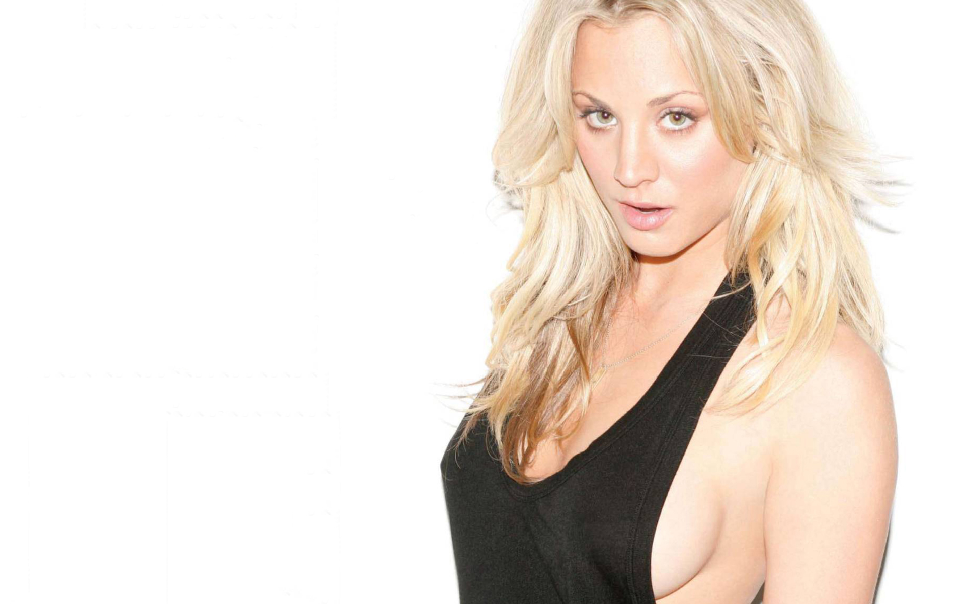 kaley cuoco wallpaper 1920x1200
