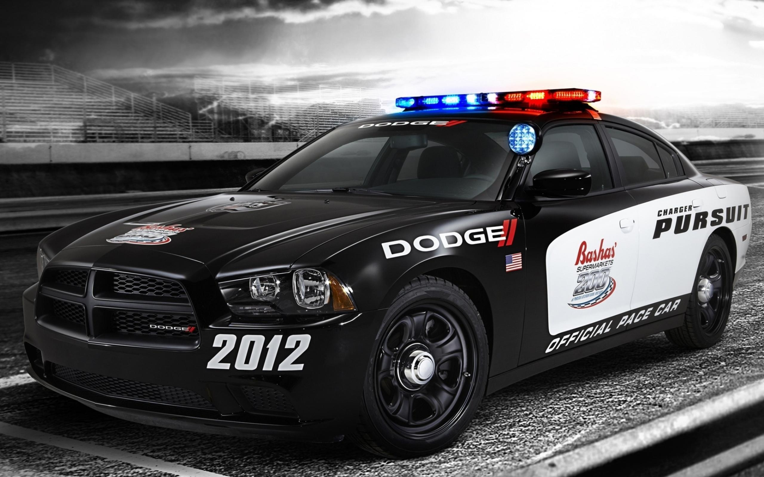Police Car Wallpapers 2560x1600