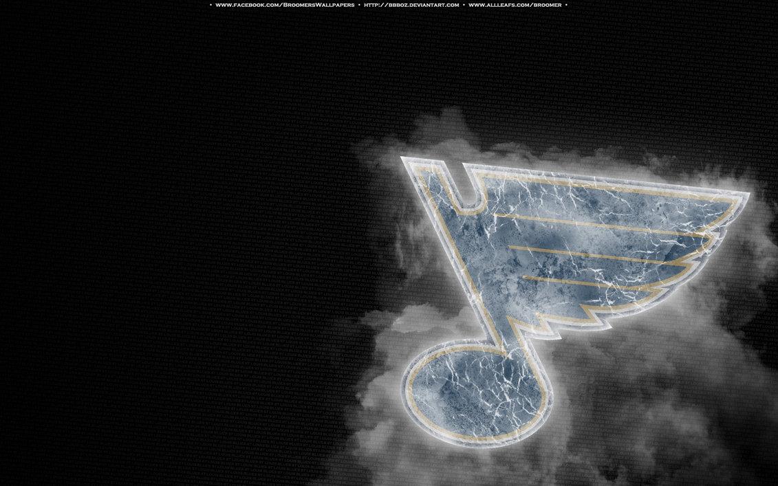 St Louis Blues Ice by bbboz 1131x707