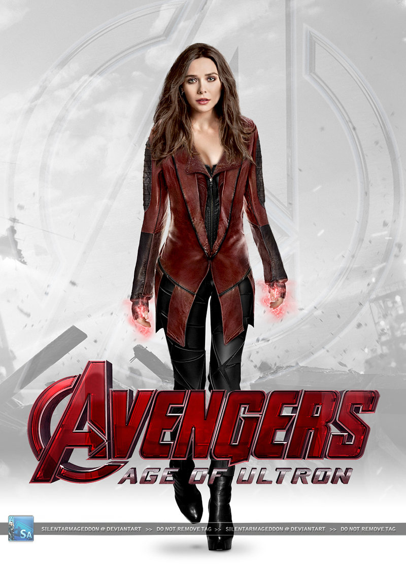 Free Download Scarlet Witch Cover Hd Wallpaper 800x1120 For Your