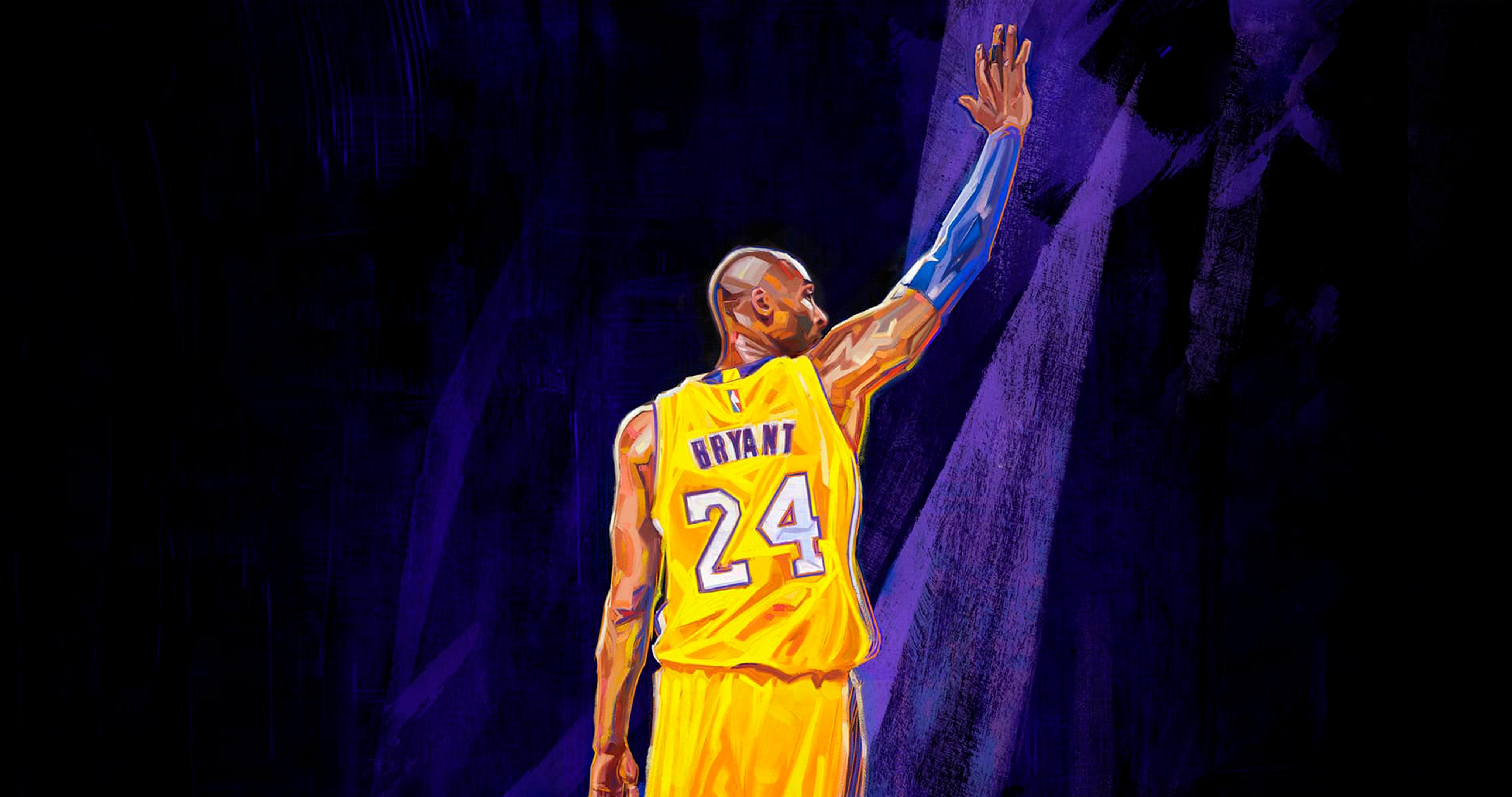 NBA 2K21 Kobe 24 Bryant Wallpaper in 4K NBA2k 4096x2160