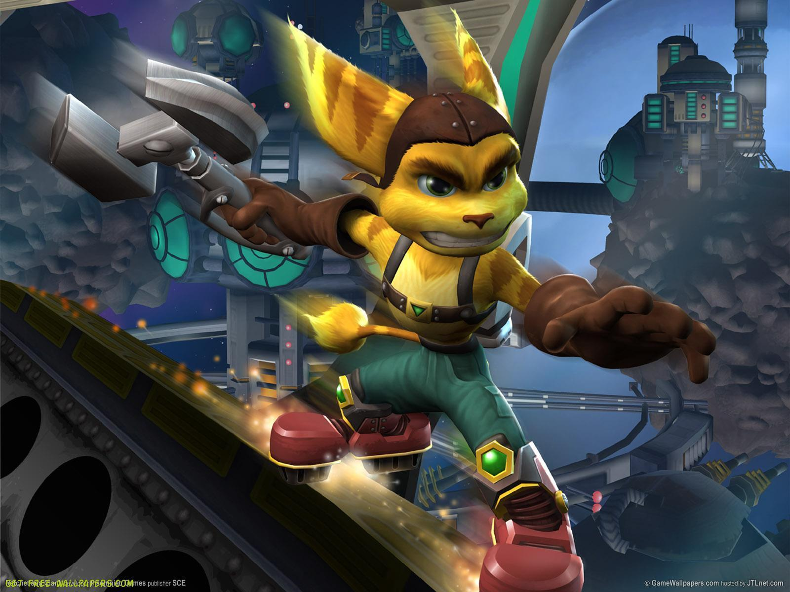 Free Download Ratchet And Clank Wallpaper Ratchet And Clank
