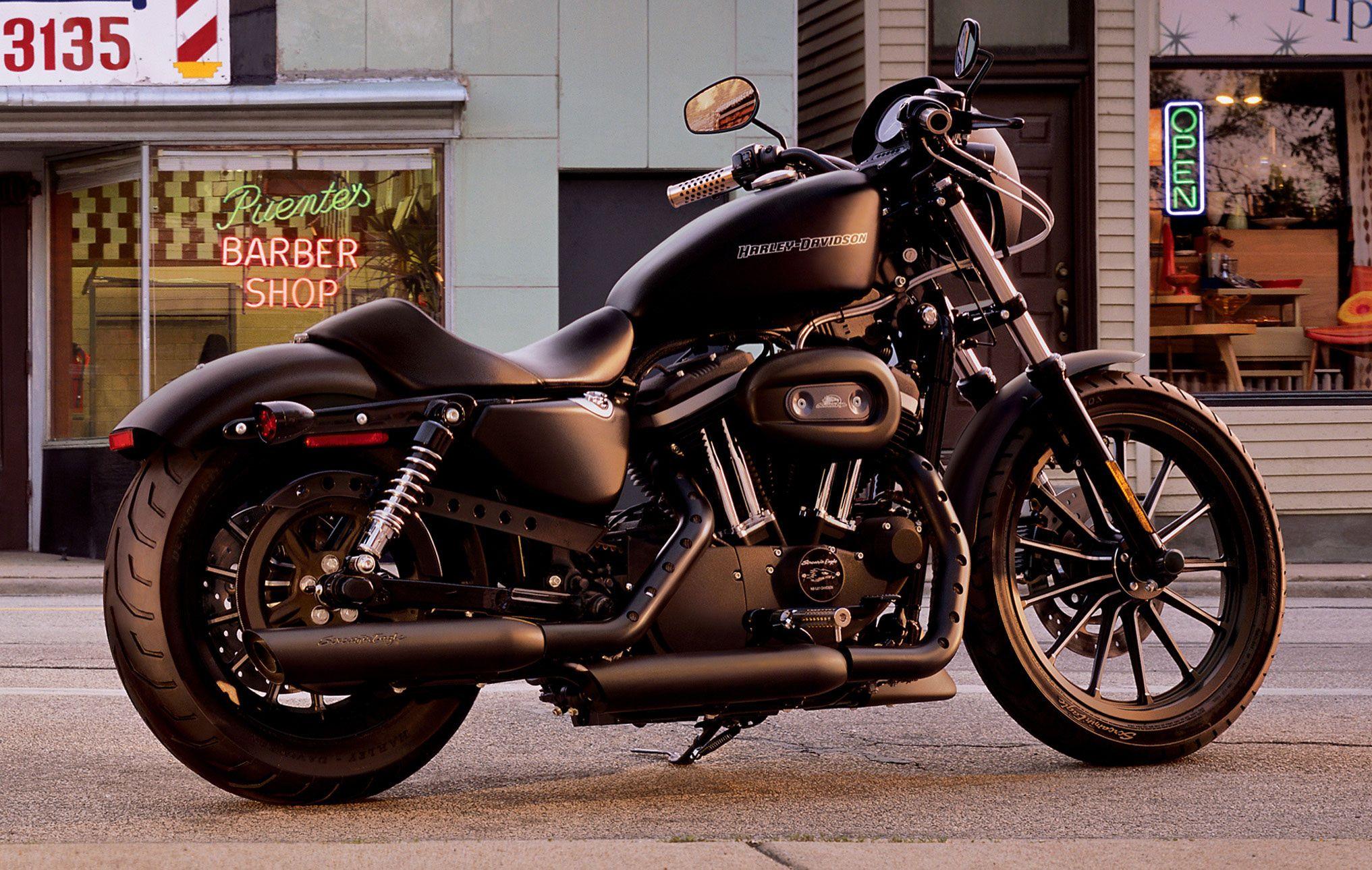 Wallpaper 2015 Harley Davidson Iron 883 Wallpapersafari