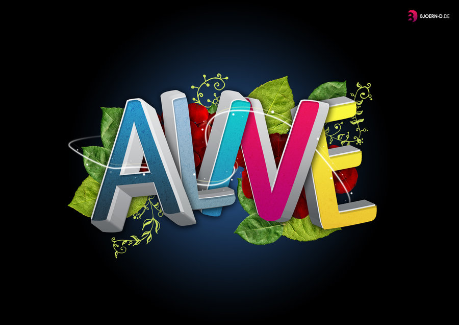 Alive Wallpaper by BeJay 900x636