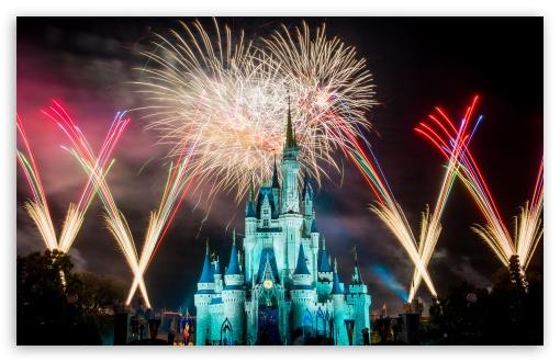 Magic Kingdom Fireworks 510x330