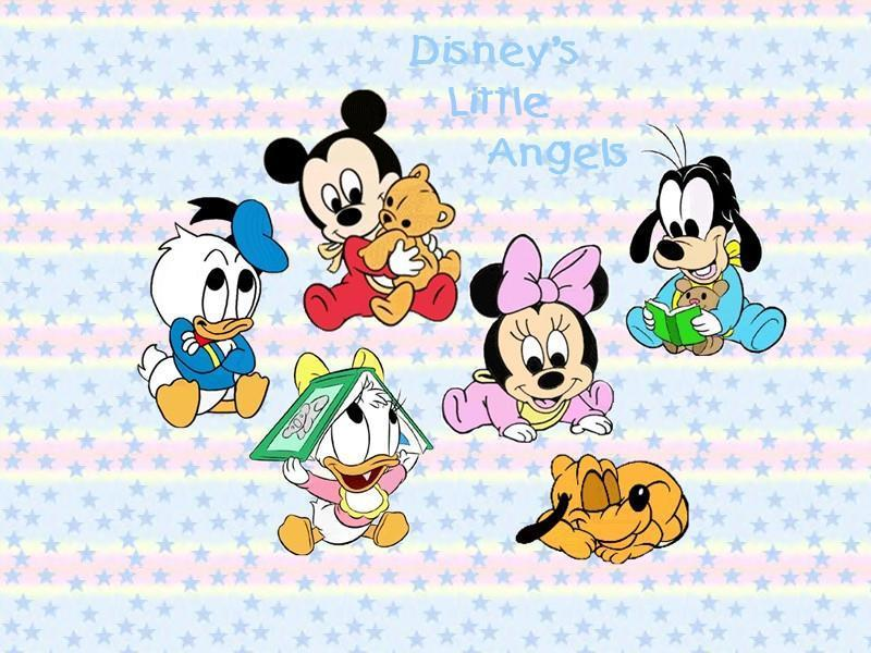 Baby Disney Characters...