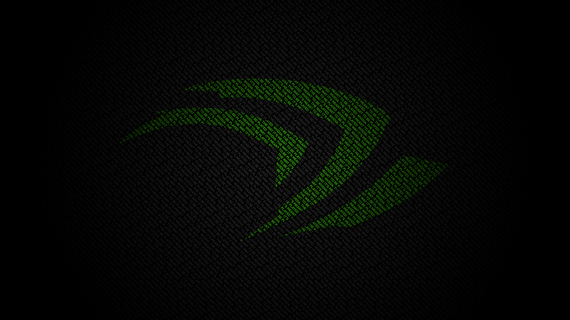 download Nvidia Backgrounds [1920x1080] for your Desktop 1920x1080