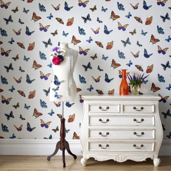 Butterfly Wallpaper 600x600