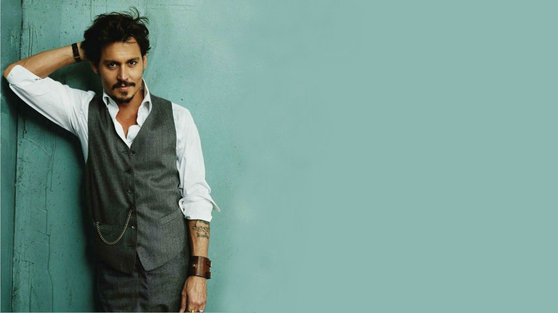 Johnny Depp HD Background Picture Image 1920x1080