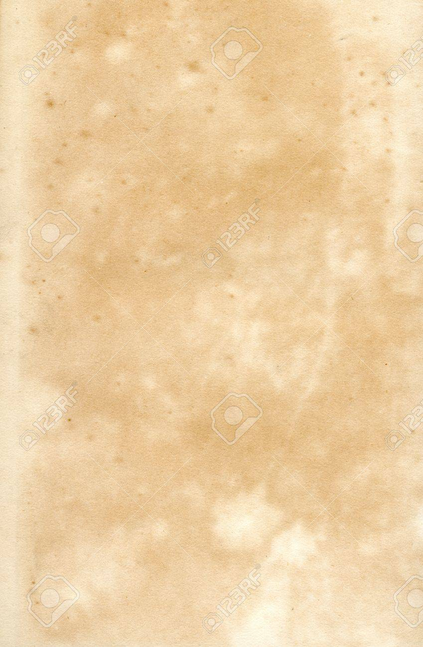 Old Vintage Early19th Century Old Textured Paper Document 849x1300