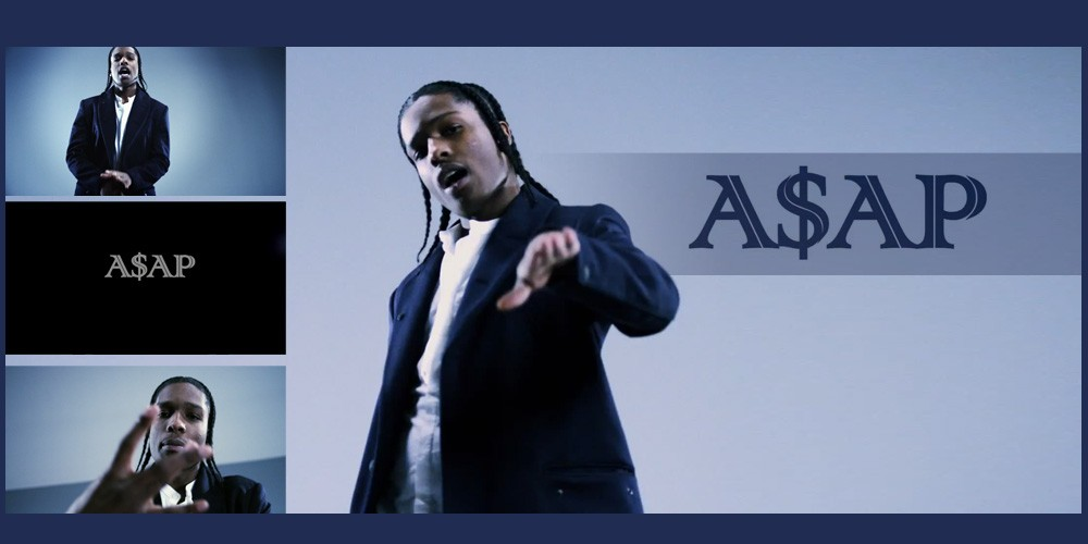 ASAP Rocky Wallpaper for iPhone - WallpaperSafari
